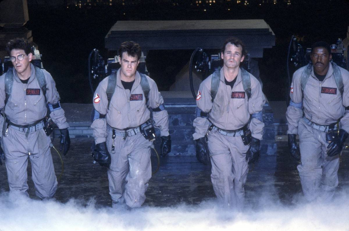 New York - Ghostbusters