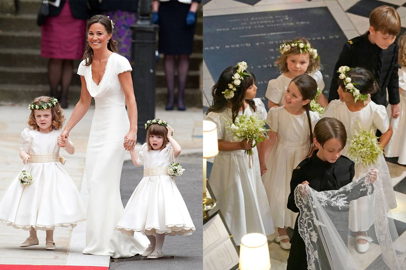royal-wedding-maid-of-honor-page-boys