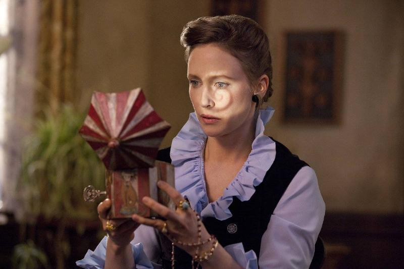 Rhode Island - The Conjuring
