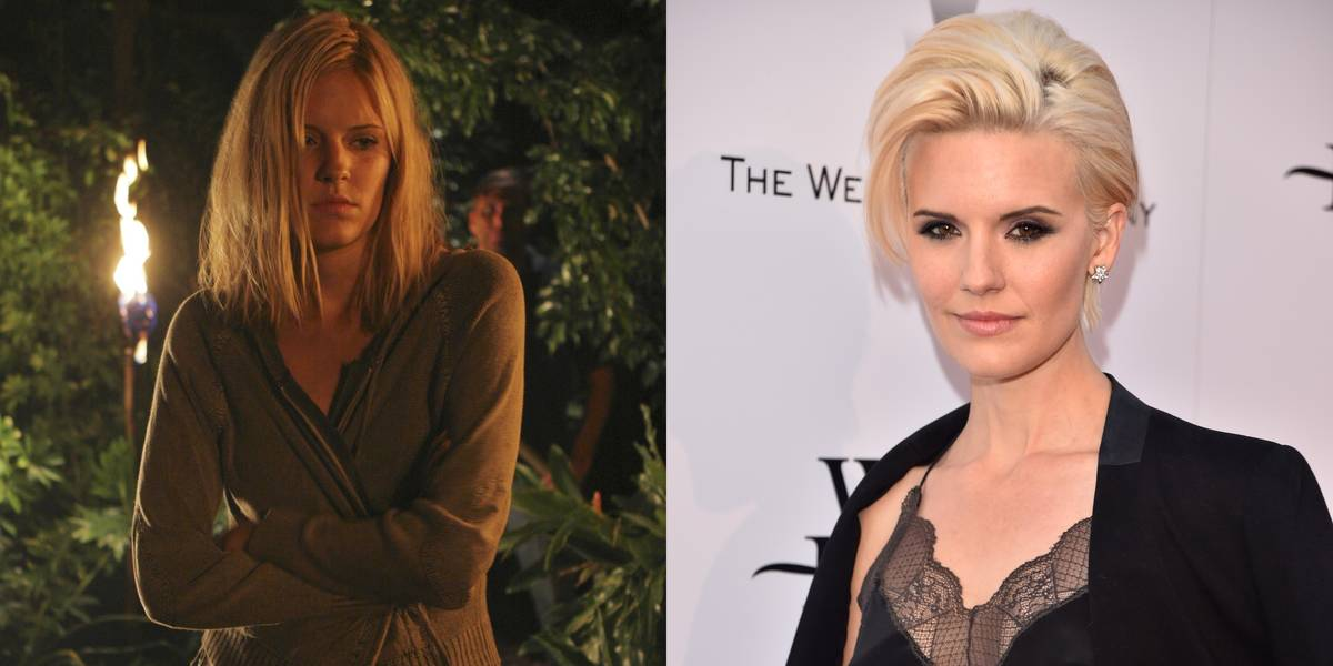 Maggie Grace -- Shannon Rutherford