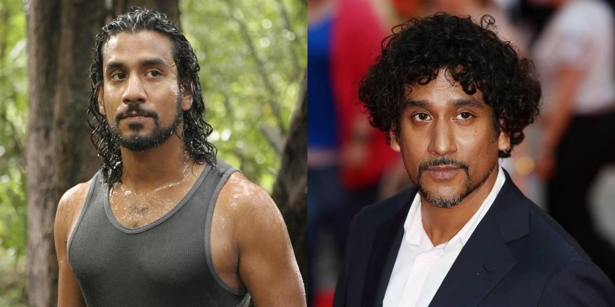 Naveen Andrews -- Sayid Jarrah