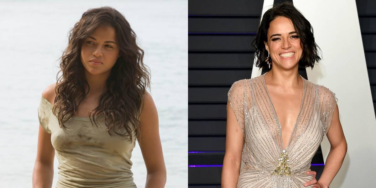 Michelle Rodriguez -- Ana Lucia Cortez