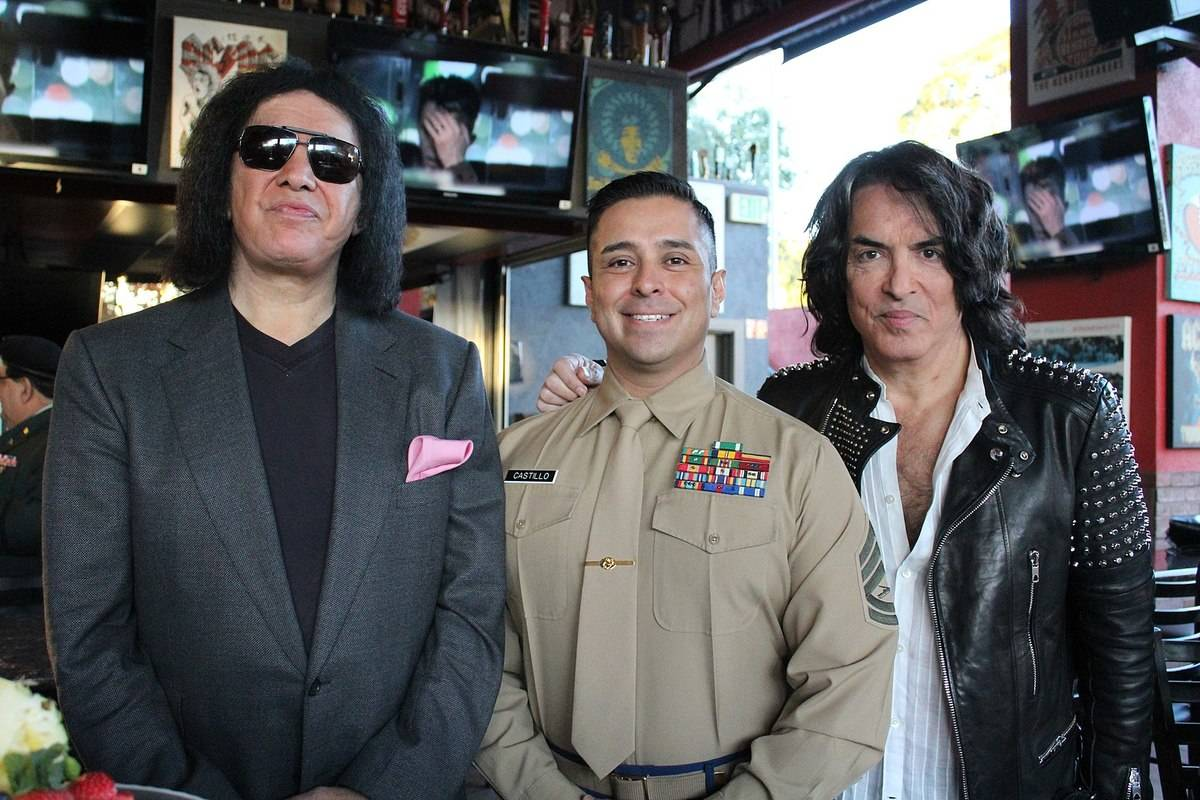 Gene Simmons And Paul Stanley Own Rock & Brews