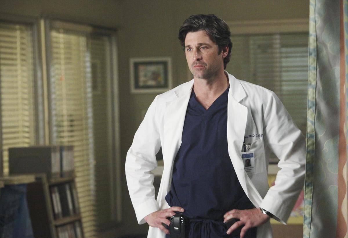 Patrick Dempsey Leaving Grey's Anatomy