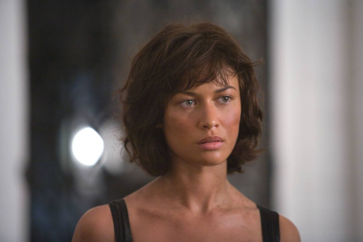 Camille Montes In Quantum of Solace