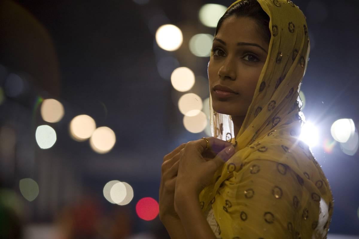 Latika In Slumdog Millionaire