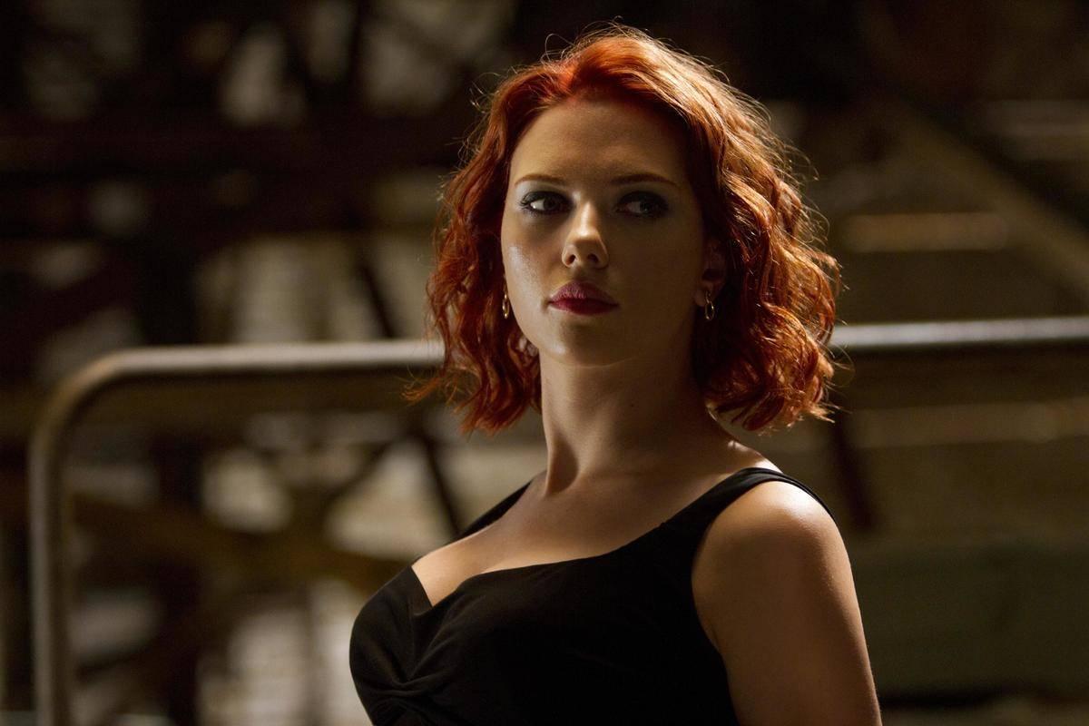 Black Widow In The MCU Films