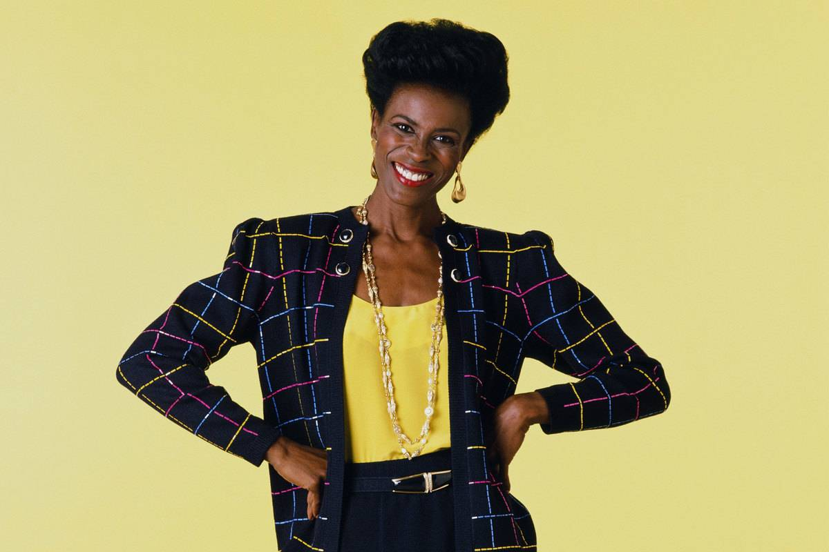Janet Hubert Left An Aunt Viv Void In The Fresh Prince Of Bel-Air