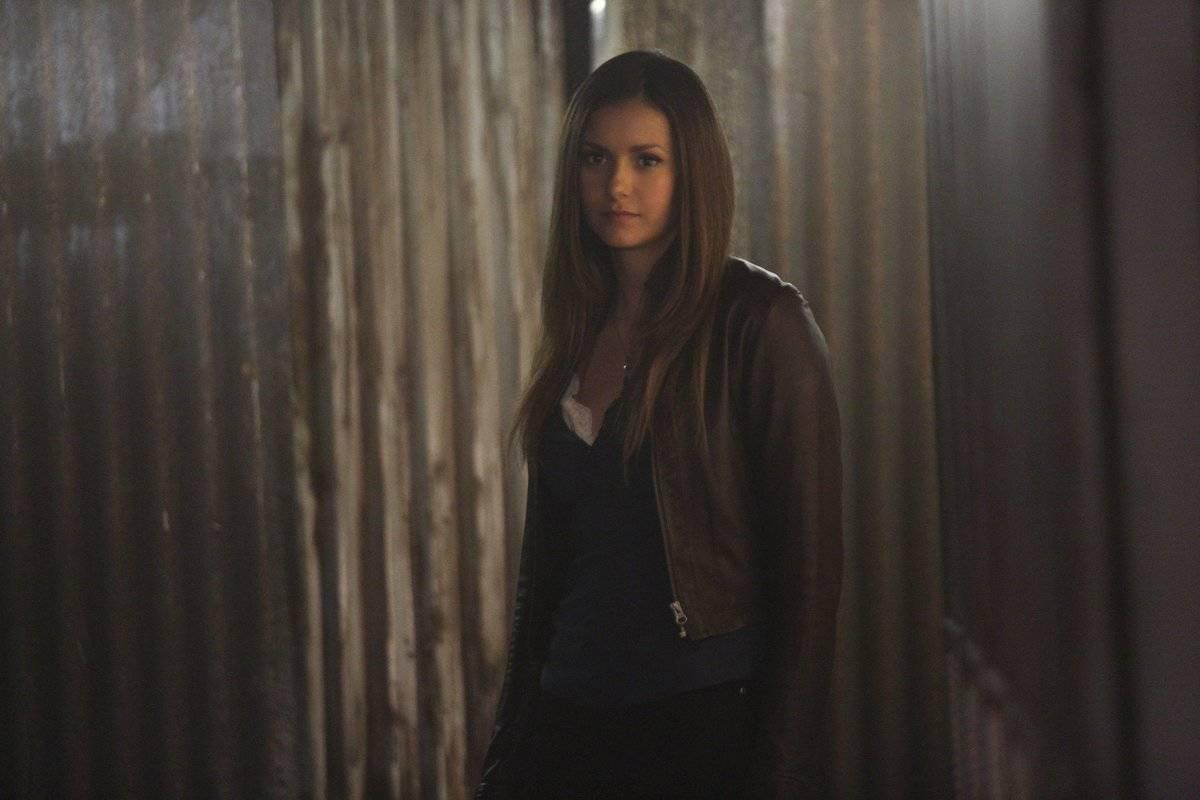 Nina Dobrev Saying Goodbye To The Vampire Diaries