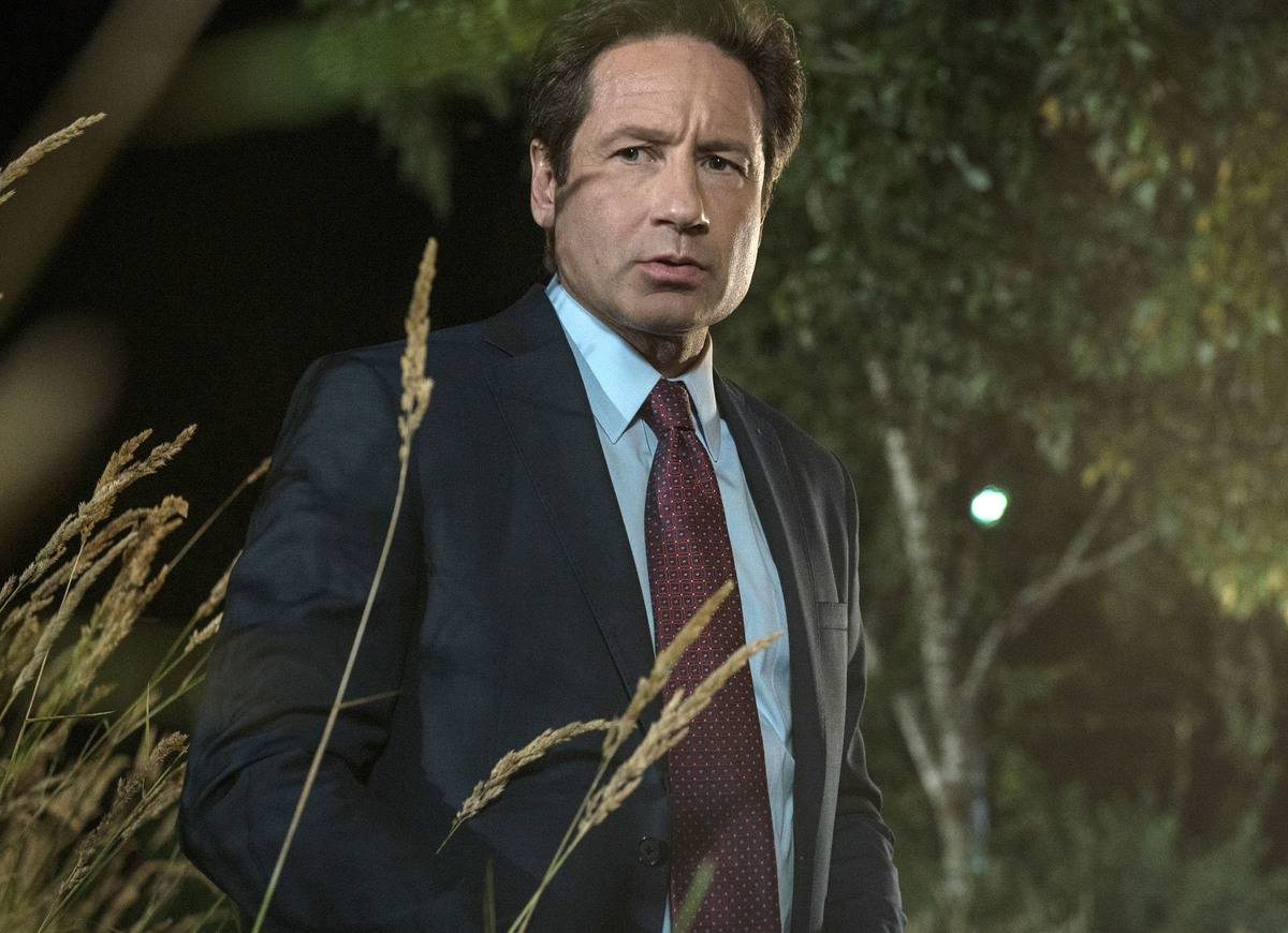David Duchovny Leaving The X-Files