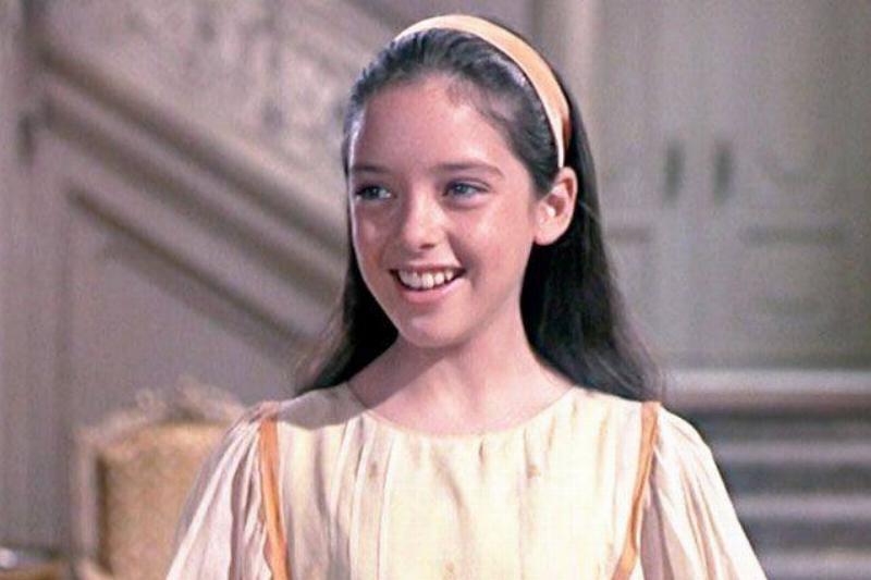 Angela Cartwright as Brigitta von Trapp