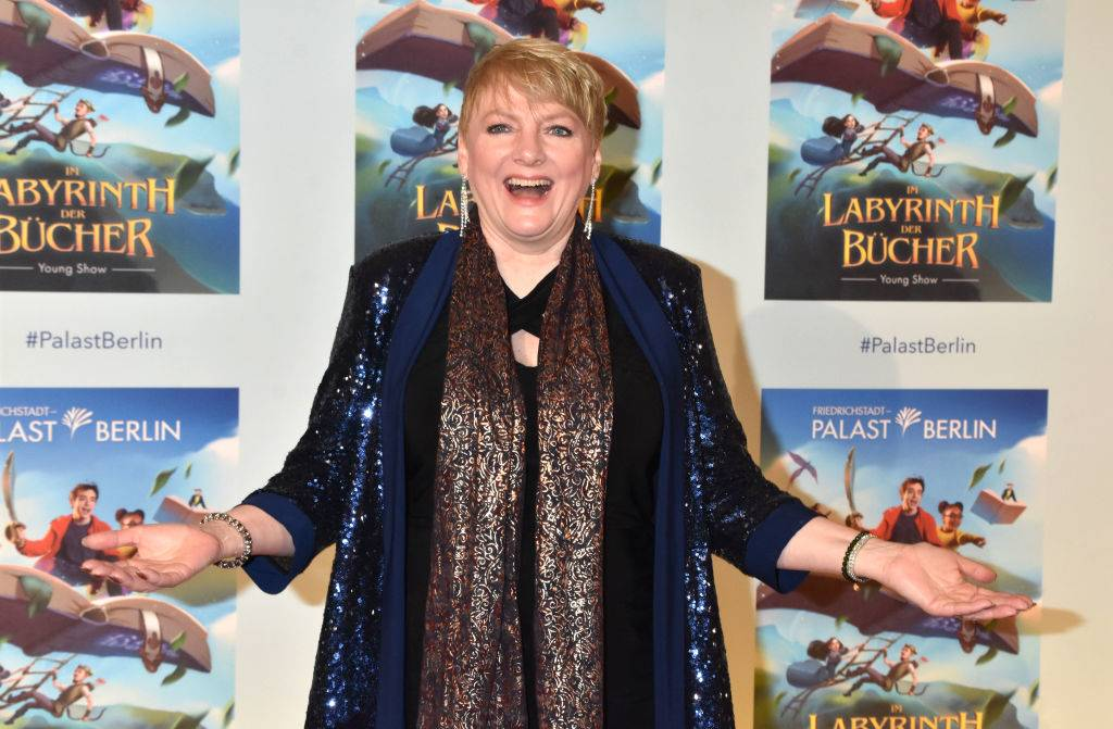 Alison Arngrim at the Young Show