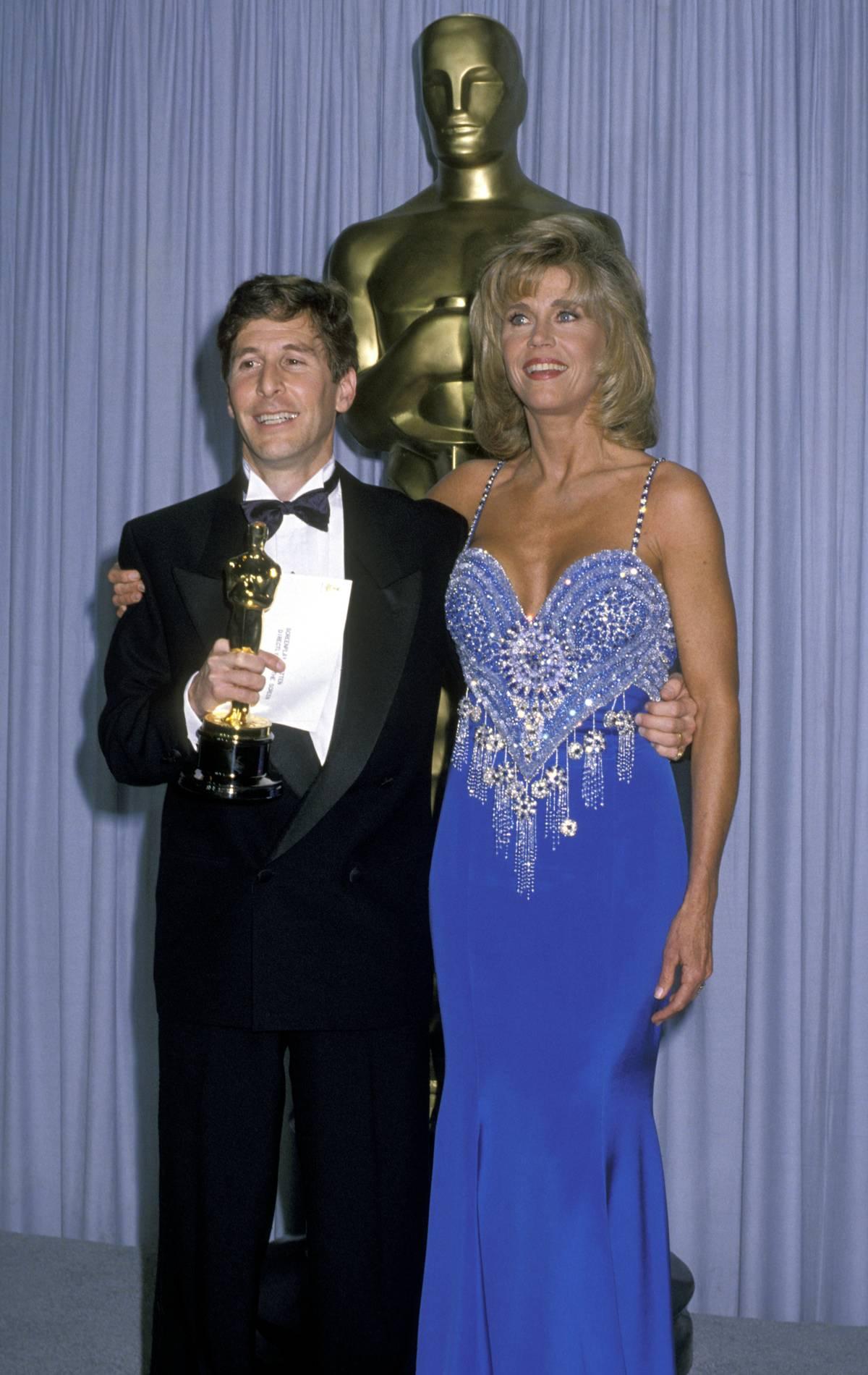 Jane Fonda In 1990