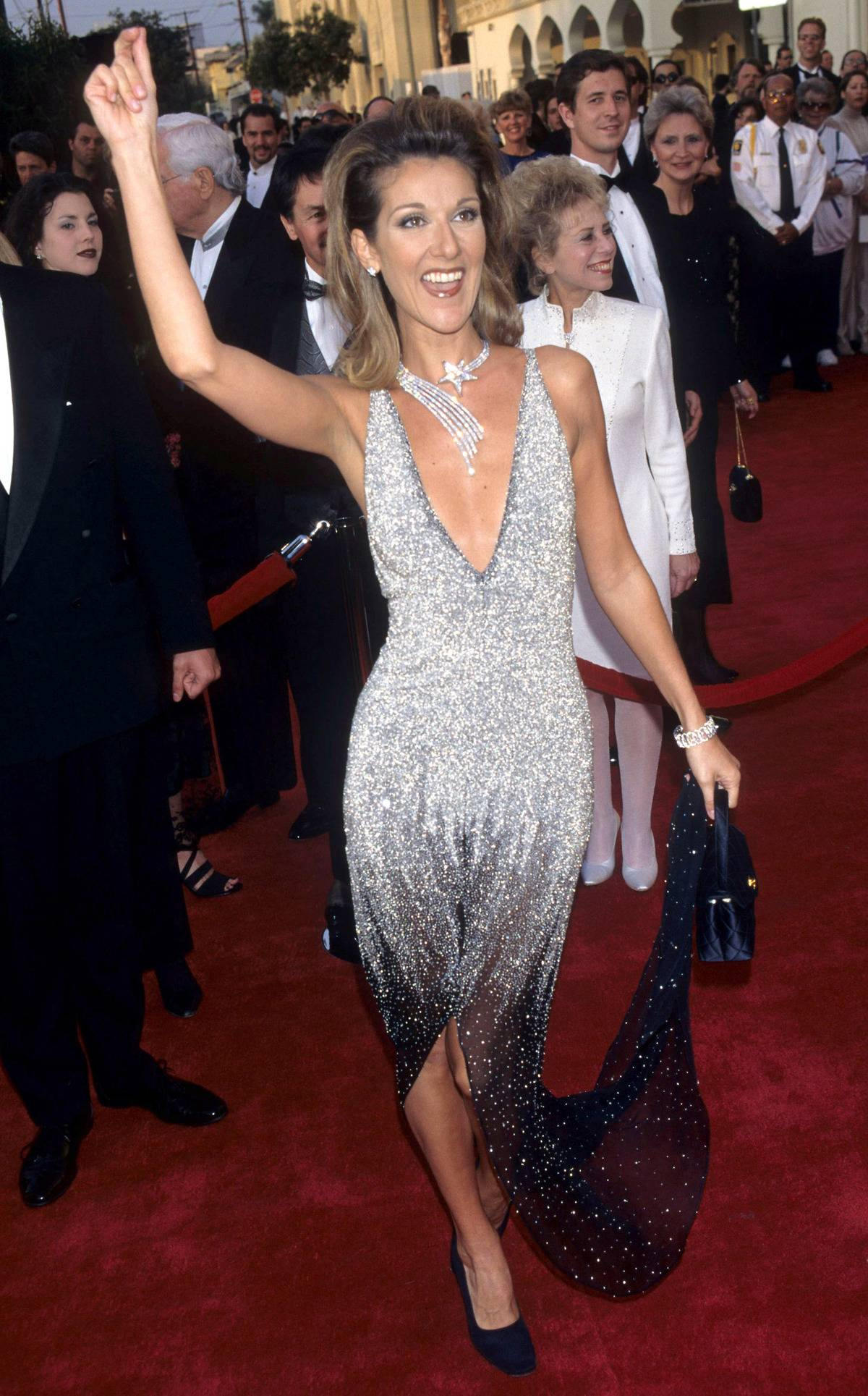 Celine Dion In 1997