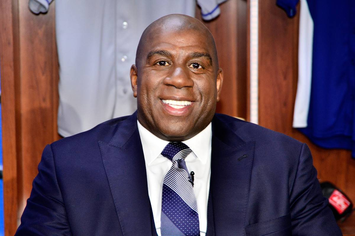 Magic Johnson Once Owned 105 Starbucks Locations