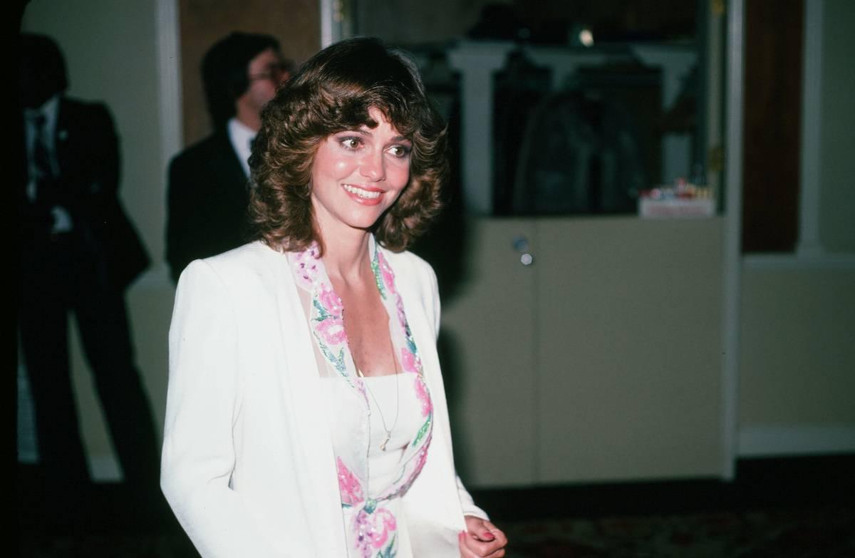 Sally Field In 1980