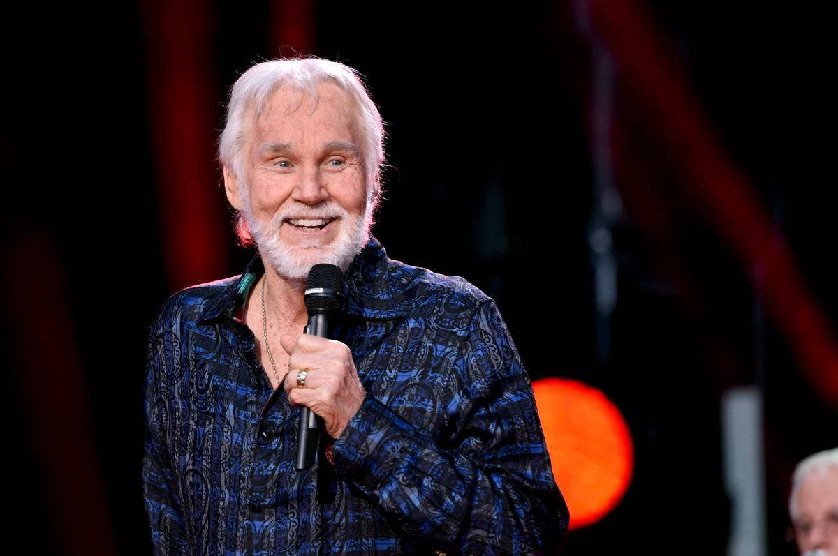Kenny Rogers Popularized