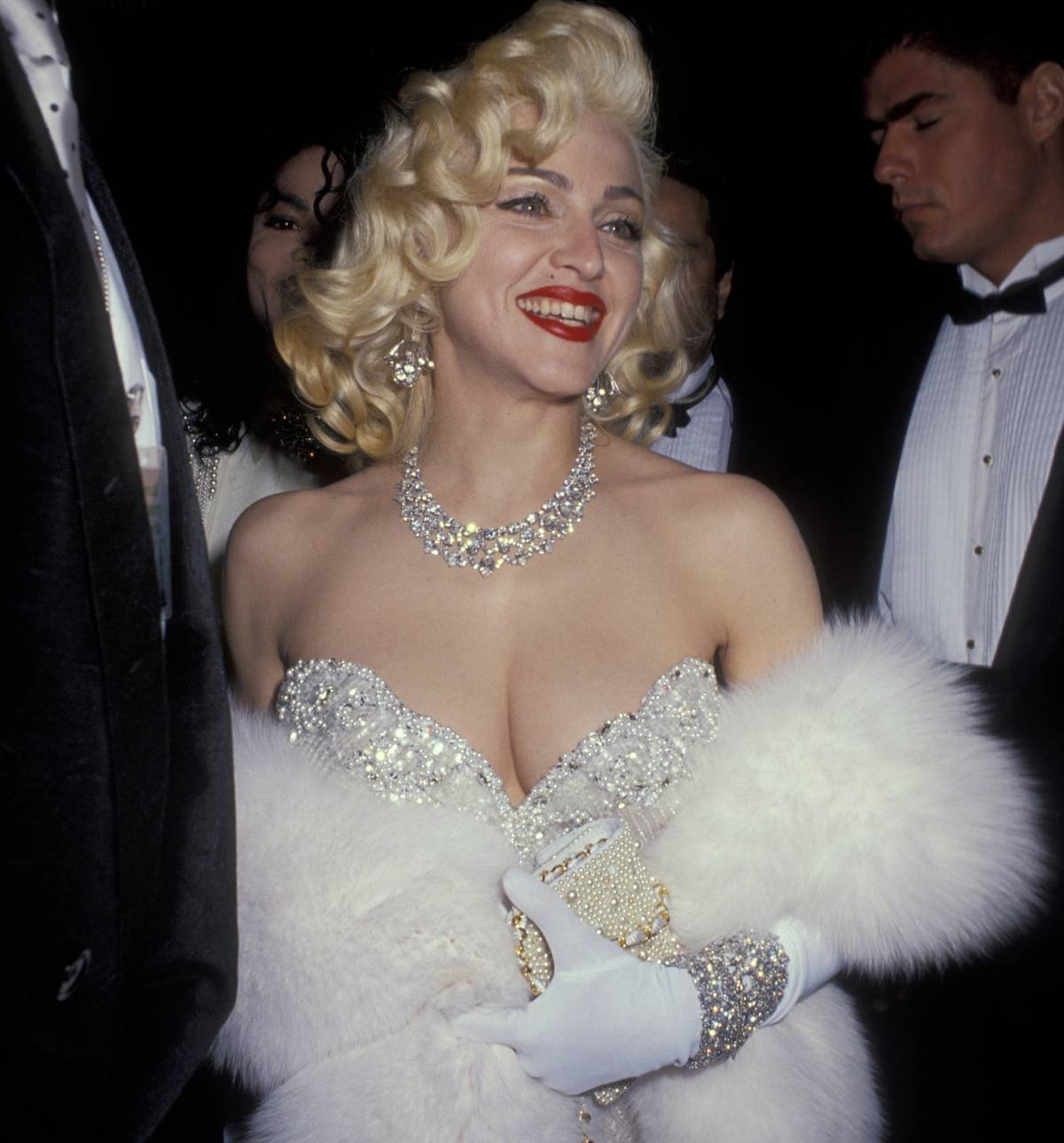 Madonna In 1991