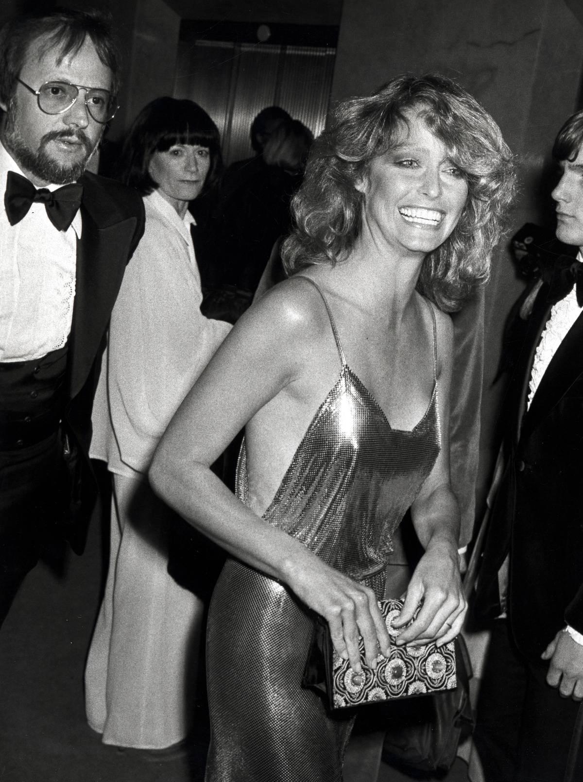 Farrah Fawcett In 1978