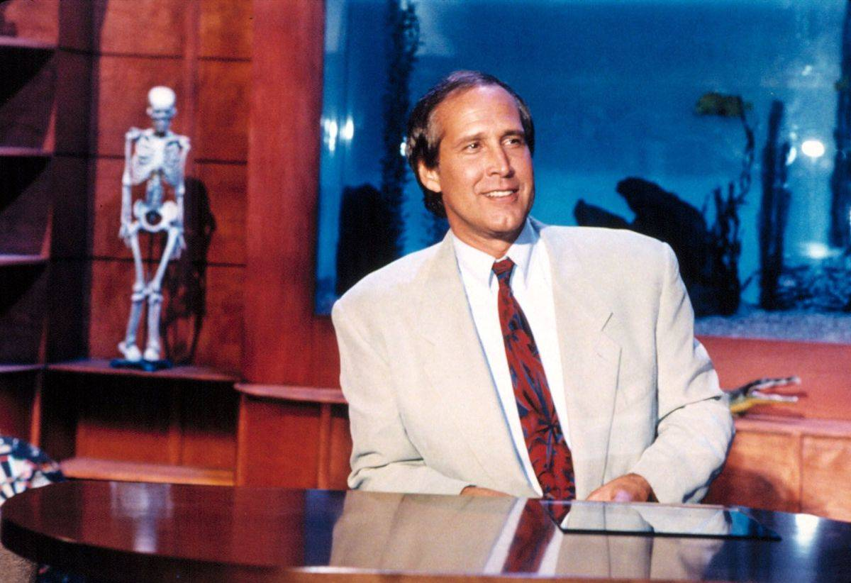 chevy chase on the chevy chase show