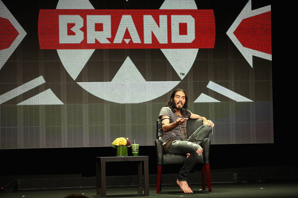 russell brand hosting brand x with russell brand