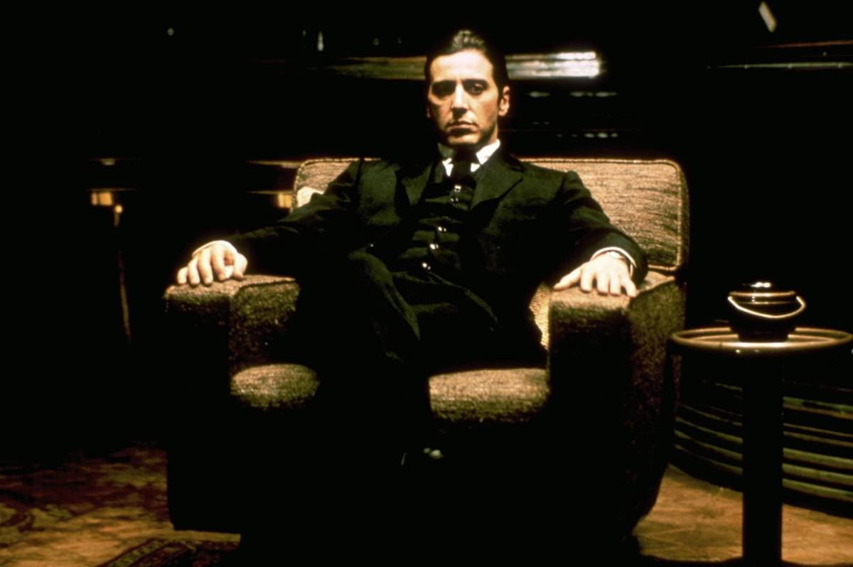 Al Pacino As Don Michael Corleone In The Godfather