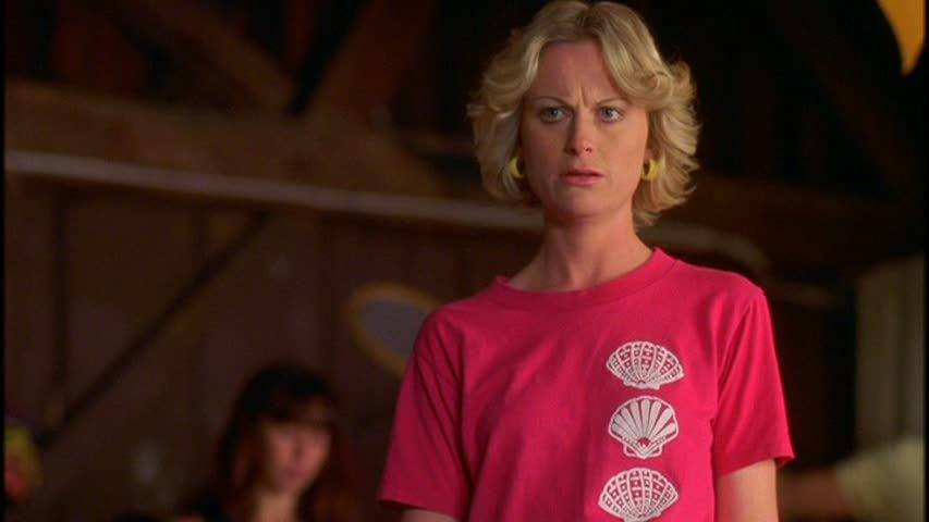 Amy Poehler In Wet Hot American Summer