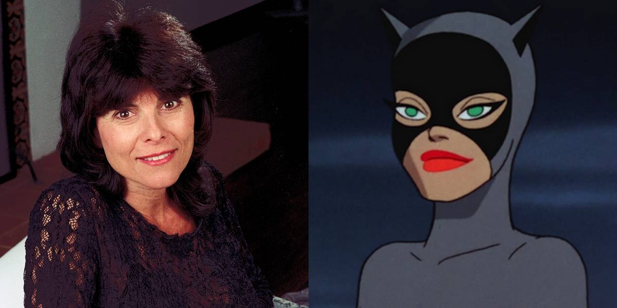 Adrienne Barbeau (Batman: The Animated Series, 1992)