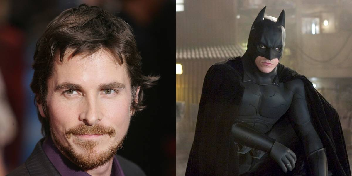 Christian Bale (The Dark Knight Trilogy, 2005-2012)