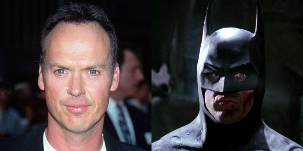 Michael Keaton (Batman and Batman Returns, 1989 & 1992)