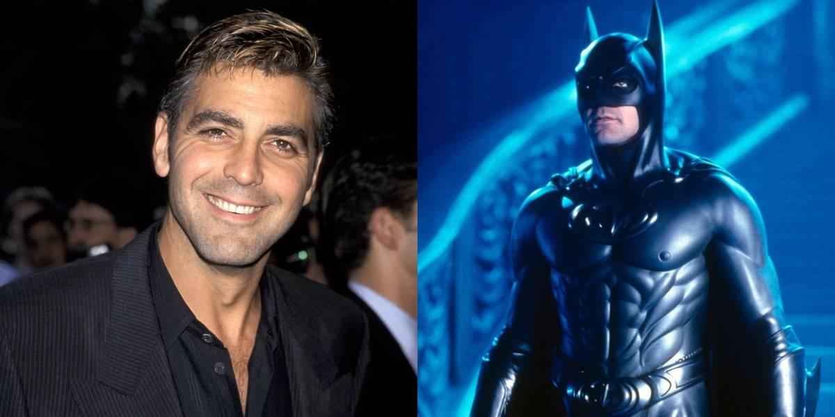 George Clooney (Batman & Robin, 1997)