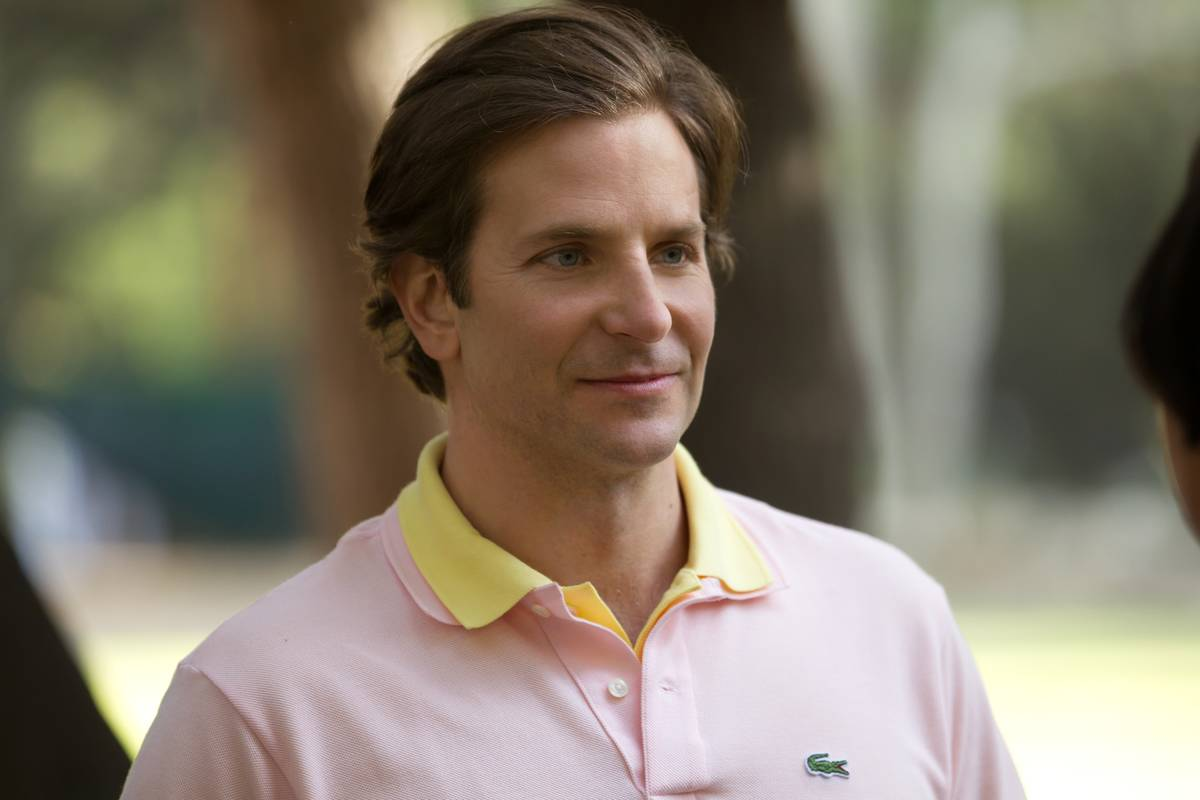 Bradley Cooper In Wet Hot American Summer