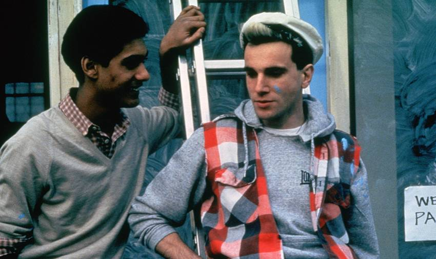 Daniel Day-Lewis In My Beautiful Laundrette