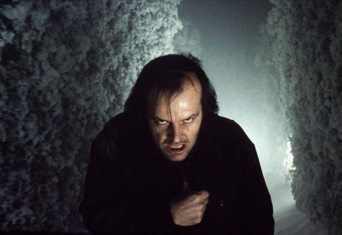 Jack Nicholson As Jack Torrance In The Shining