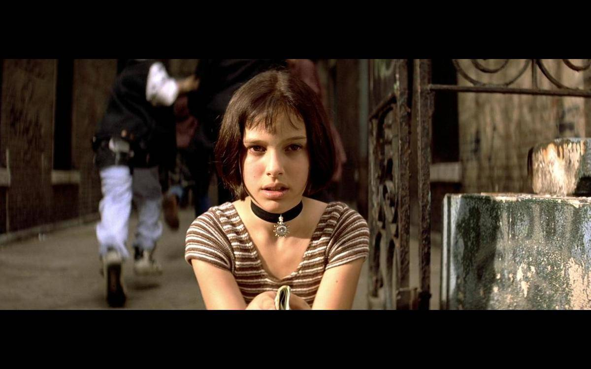Natalie Portman In Léon: The Professional
