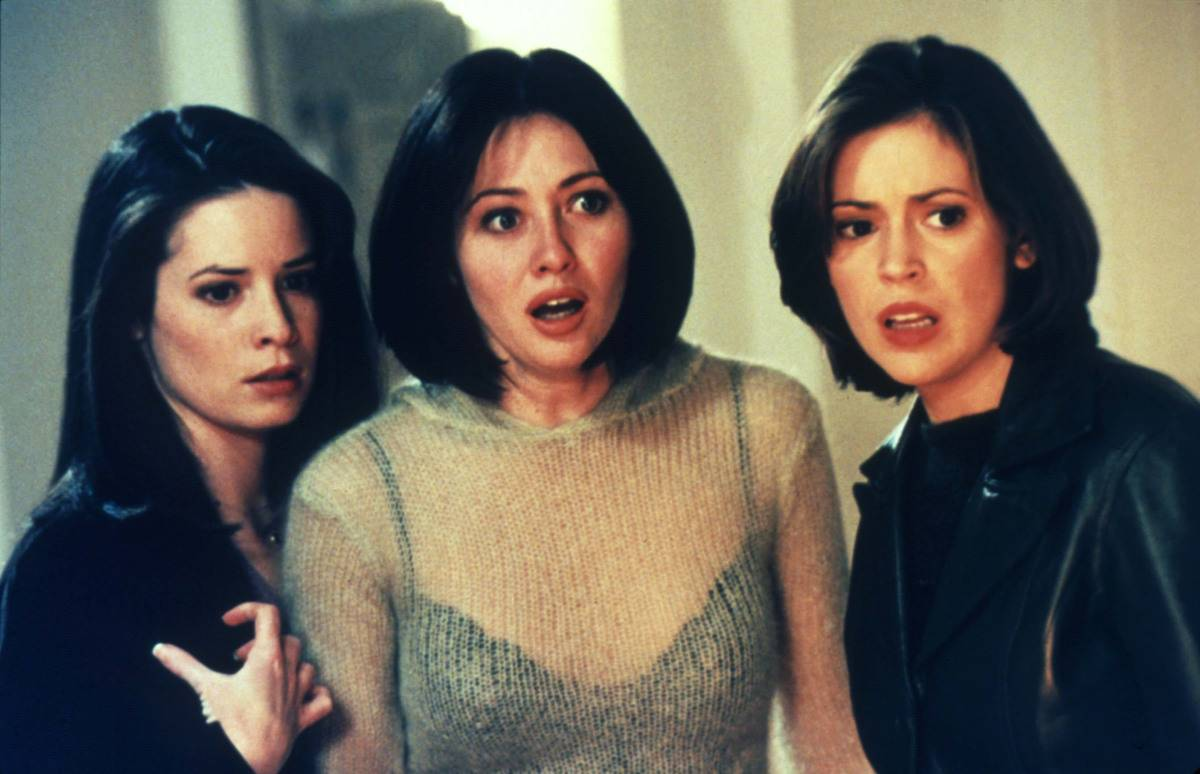 Girls from Charmed