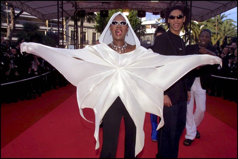 Grace Jones And This Starfish-Octopus Hybrid Shirt