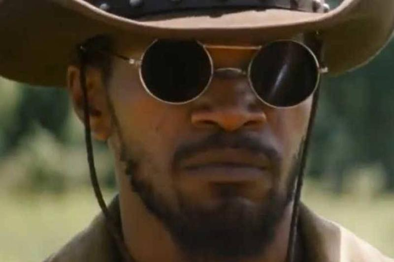 Jaime Foxx's Sunglasses Weren't Overlooked In Django