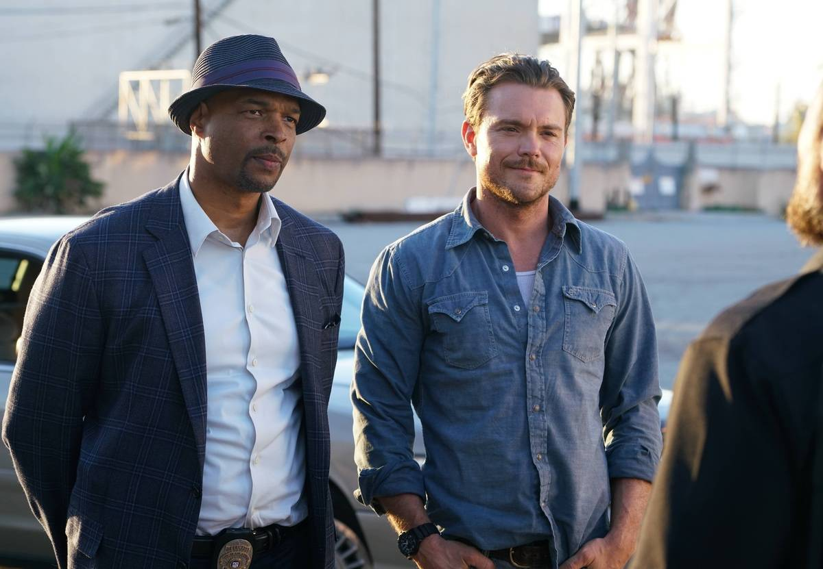Picture of Lethal Weapon cast