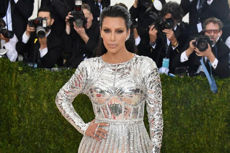 The Dress That Weighed As Much As Kim K