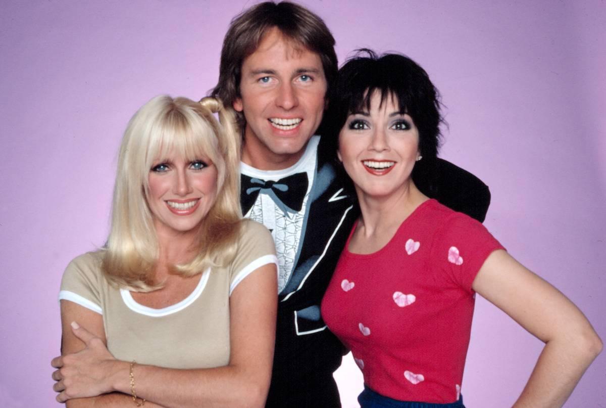 Cast of Three's Company