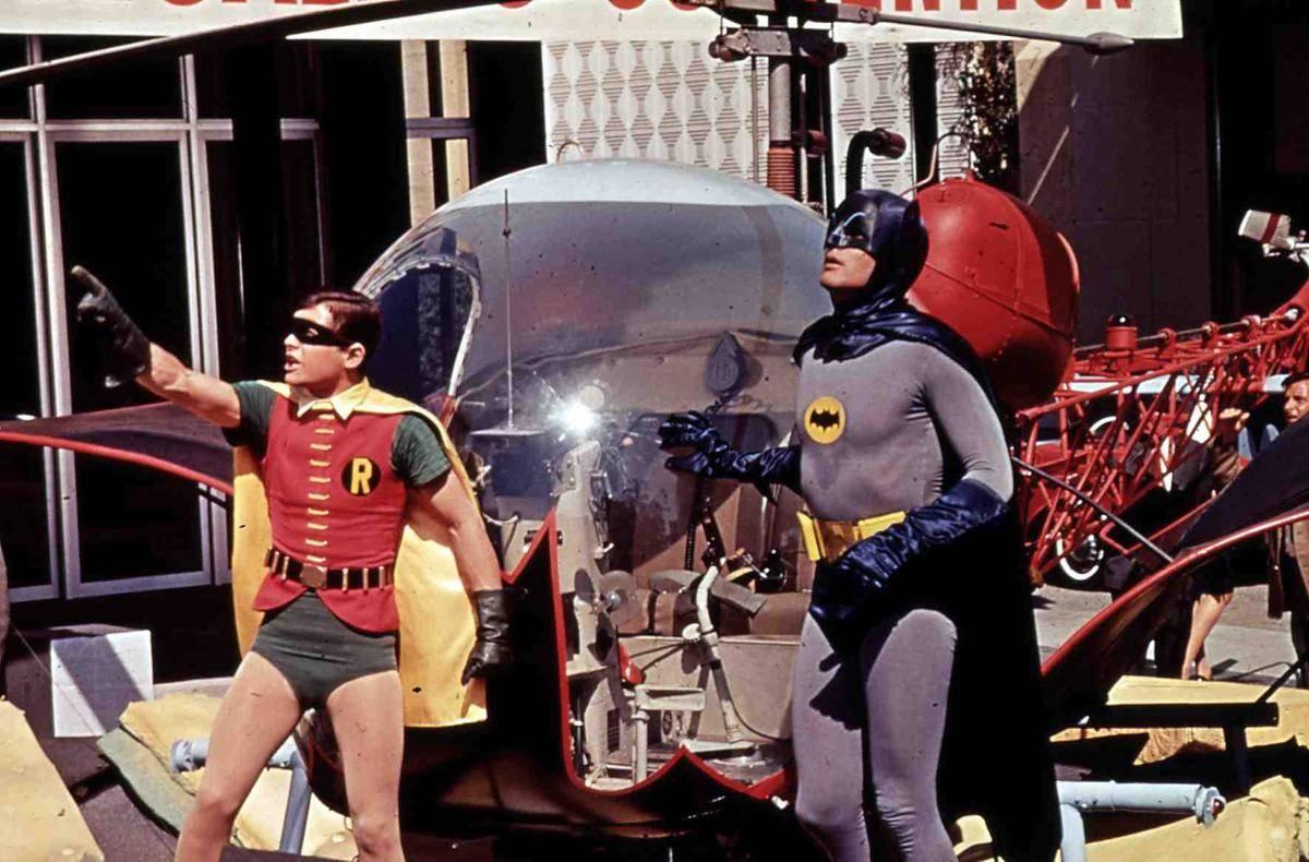 Batman Became Live-Action