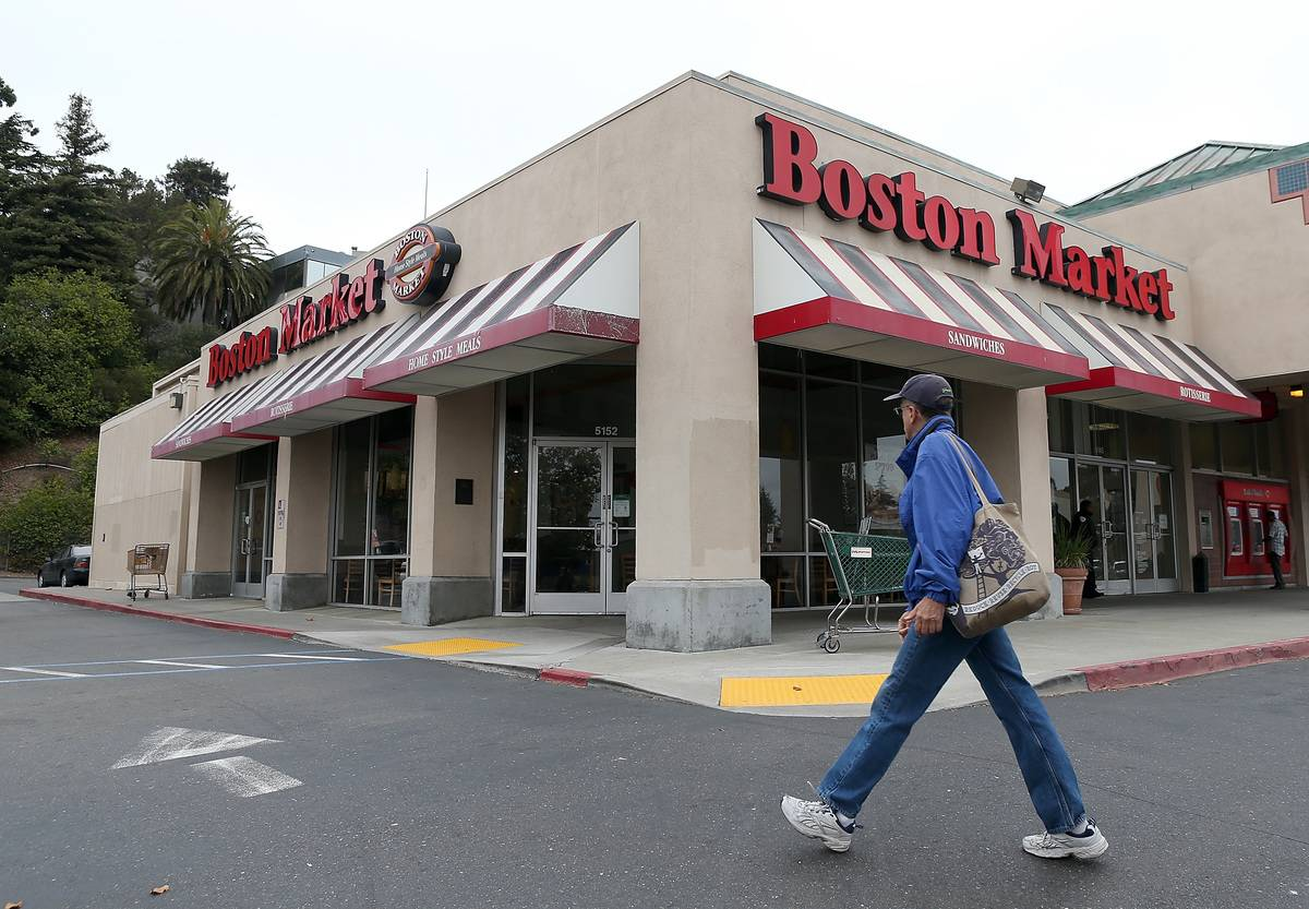 Boston Market Closed 45 Locations In Hopes To Survive