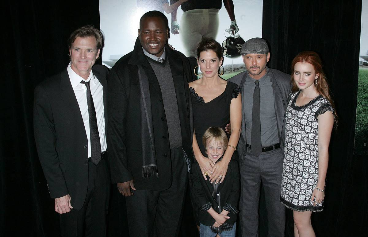 Bullock Is A Hollywood Mentor