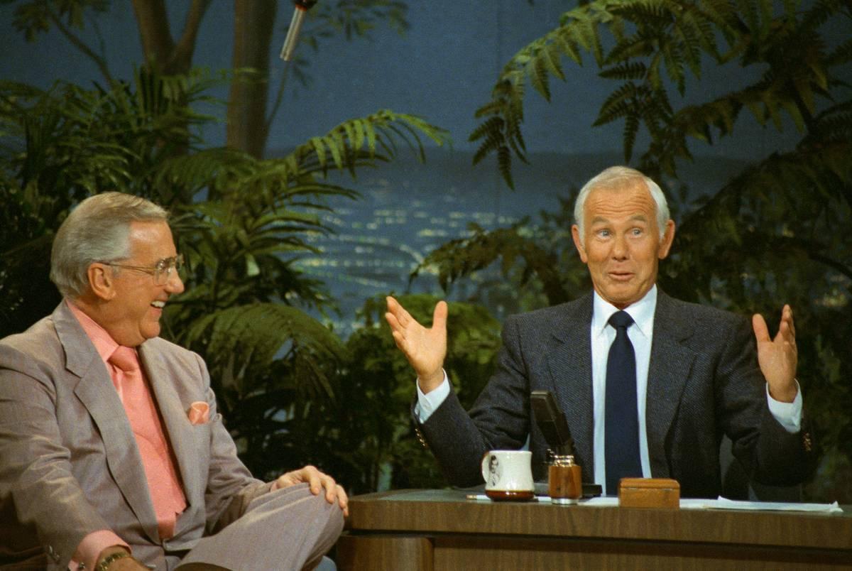 Carson And Sidekick Ed McMahon Had An Iffy Start