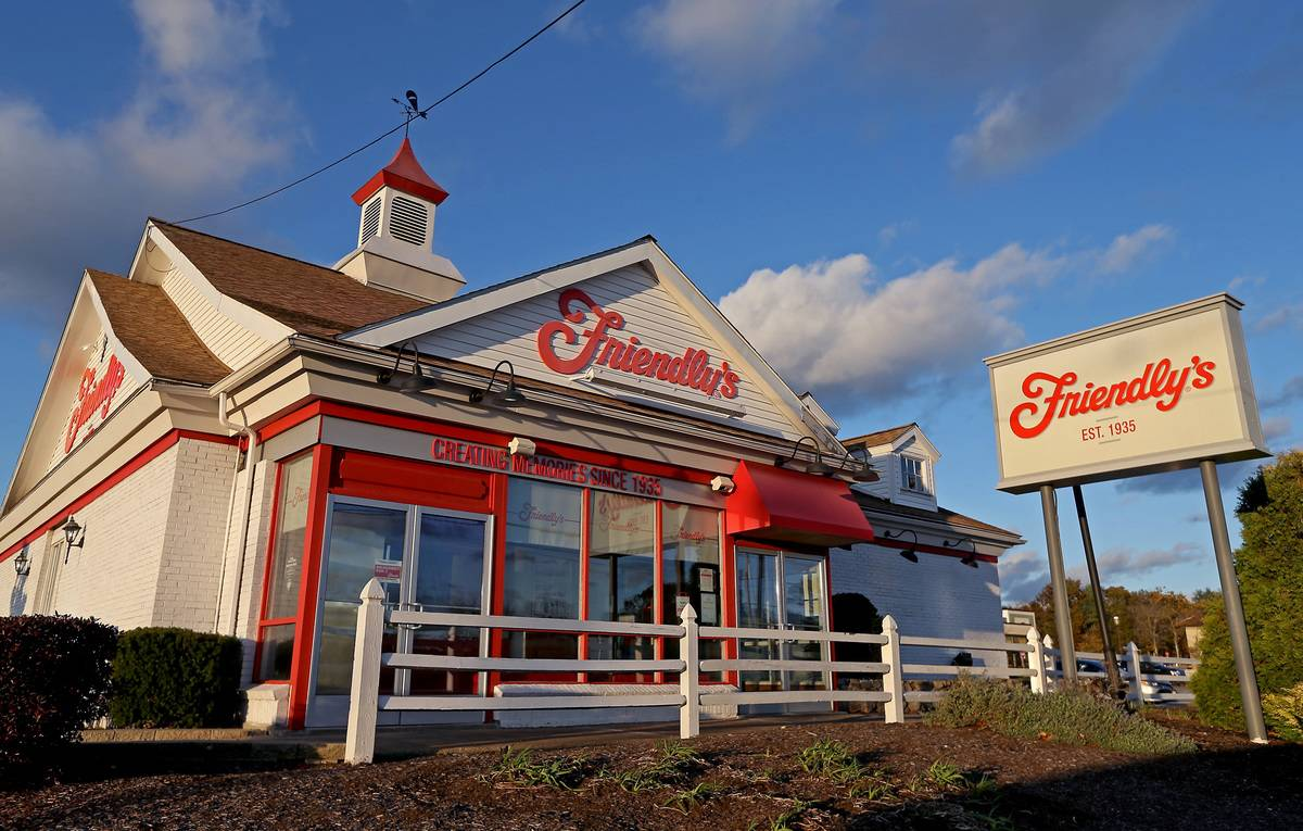 Friendly's Is Shutting Their Doors In A Not-So-Friendly Manner
