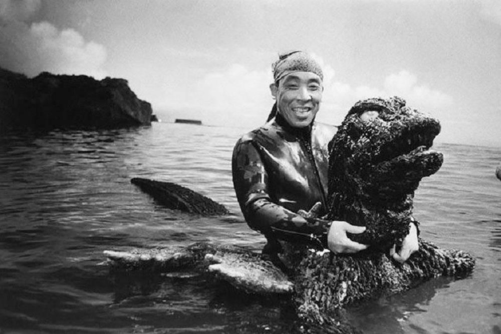 Haruo Nakajima Horrible Godzilla Experience