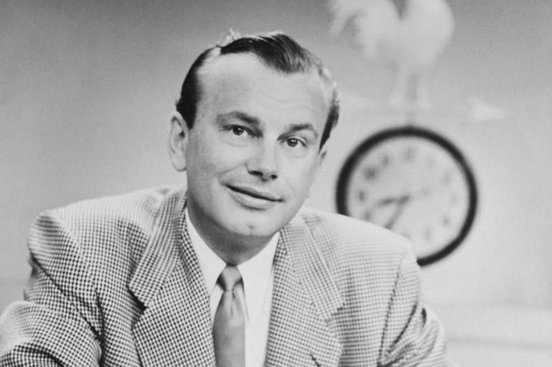 Jack Paar Wasn't Cut Out For The Biz