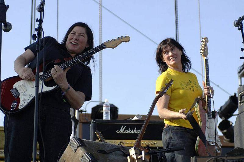 Kelley Deal And Kim Deal