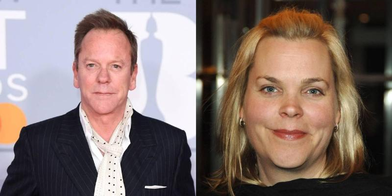 Kiefer Sutherland And Rachel Sutherland